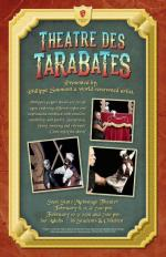 Theatre des Tarabates presented by philippe saumont a world renowned artist