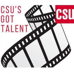 CSU's Got Talent Logo