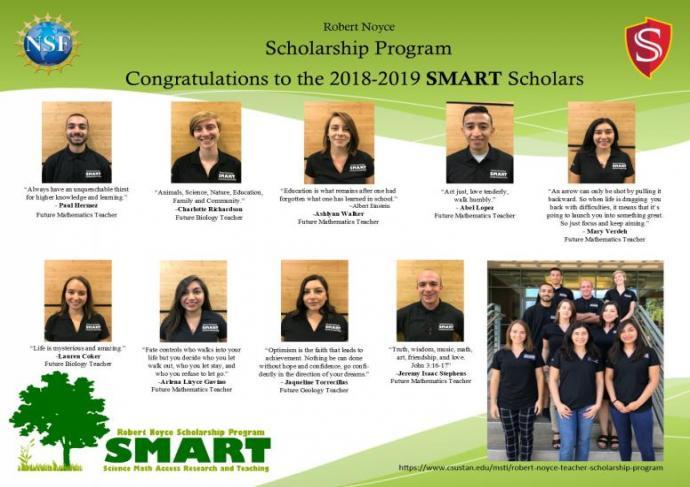 Robert Noyce Scholarship program