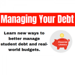 Managing Your Debt. Learn new ways to better manage debt and budgets.