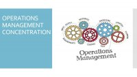 Operations Management Concentration