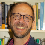 photograph of Dr. Marc Stein