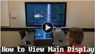 View main display video link