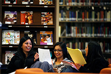 students library