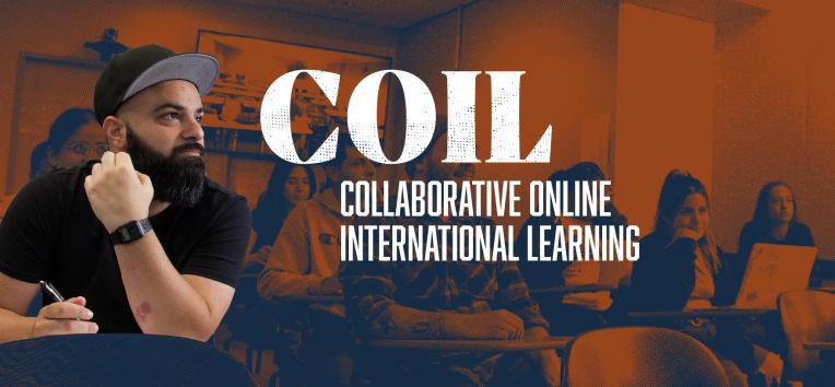 COIL program graphic