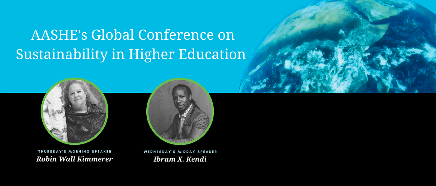 AASHE's Global Conference on Sustainability in Higher Education