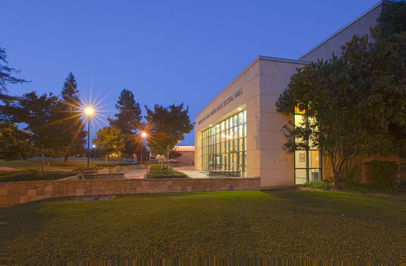 Music building Snider Hall