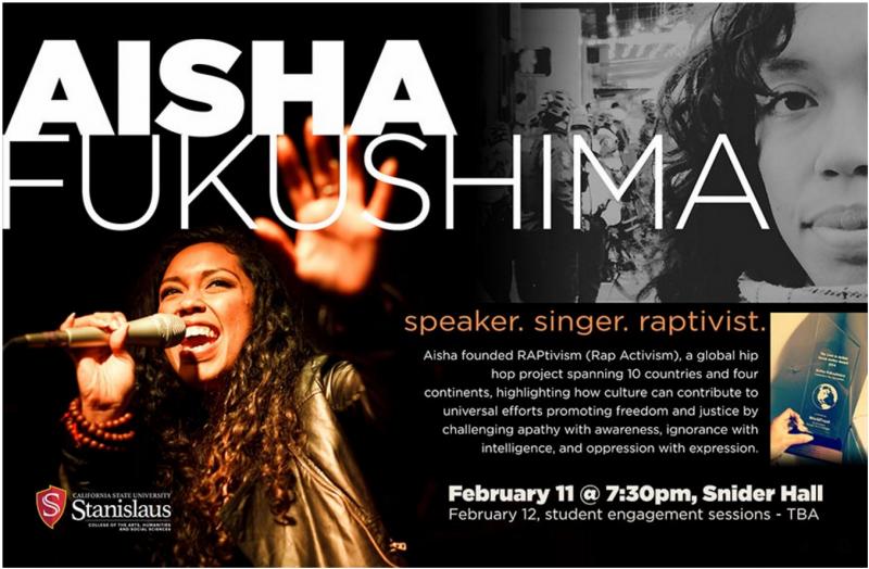 Aisha Fukushima