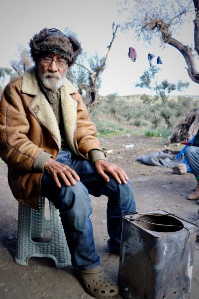 Asylum Seekers Photo by Anne Di Grazia