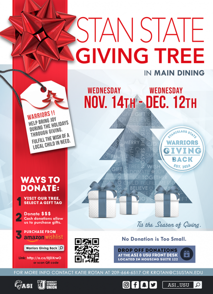 Giving Tree Flyer