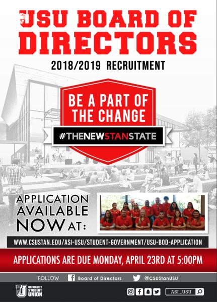 2016 2017 Recruitment Poster