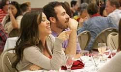 Lyzz Zaragoza and Victor Jimenez