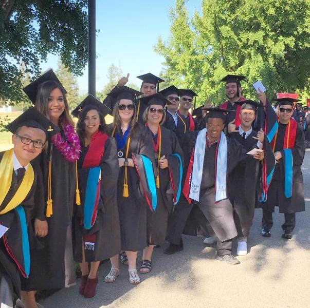 Congratulations to our 2017 MPA graduates!