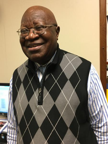 Photo of Dr. Conteh