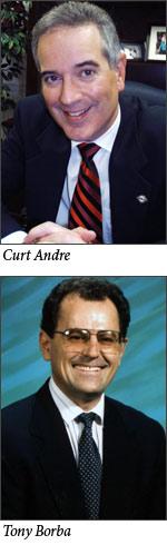 Curt Andre Tony Borba