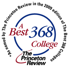 A Best 368 College. The Princeton Review.