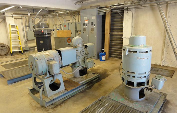 storm/irrigation pumps